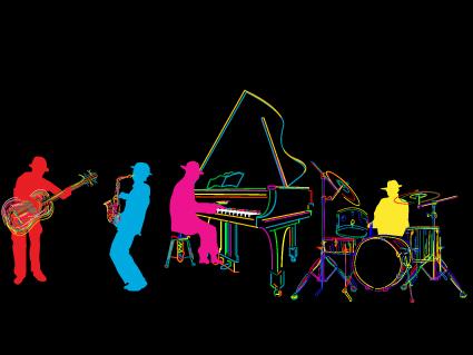 رابطه ی رنگ و موسیقی