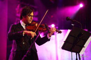 نوازنده ویولن فراخوان داد
