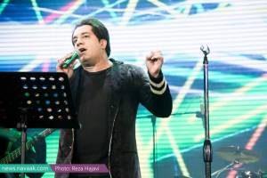 سالن میلاد با ترانههای شاد «امید جهان» به پرواز درآمد