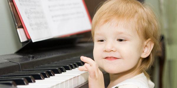 از چه سنی می توان موسیقی را آغاز کرد؟