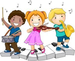 سن مناسب برای شروع موسیقی کودک