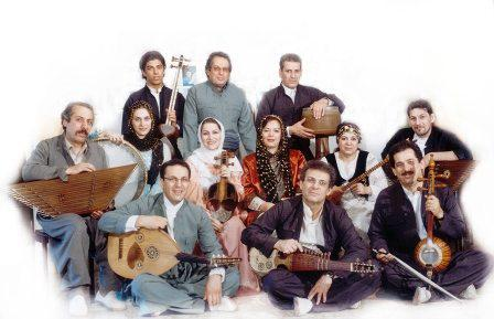 گروه موسیقی کامکارها