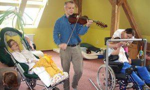 تقویت سیستم ایمنی با موسیقی درمانی