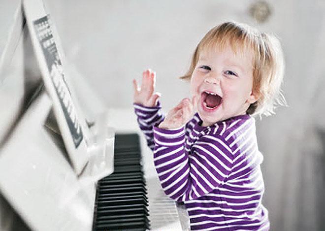 سن فراگیری موسیقی