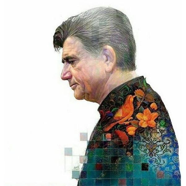 «محمدرضا شجریان» نشان ملی شوالیه فرانسه را دریافت می کند