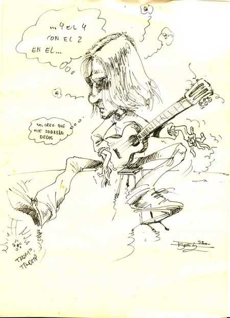 توصیههای دیوید راسل به گیتاریستها