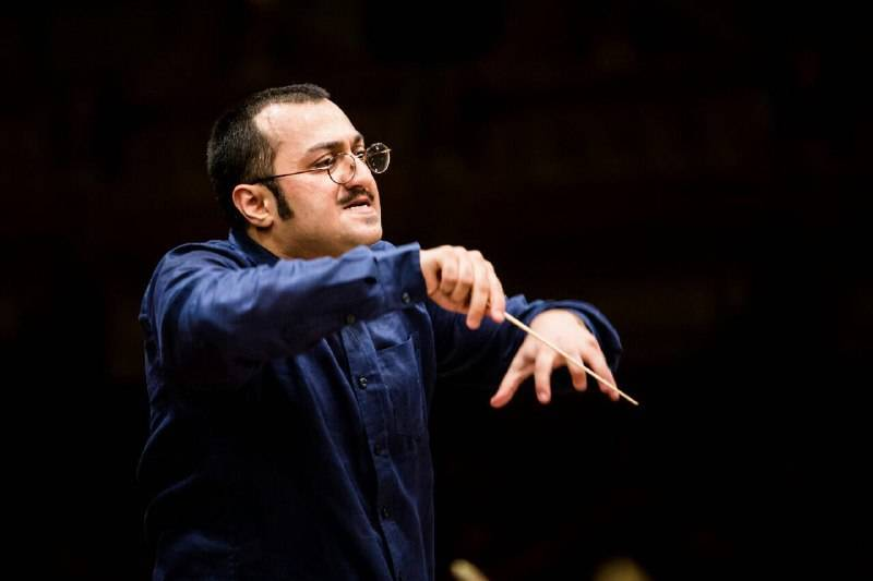 آرش گوران، رهبر ارکستر فیلارمونیک تهران