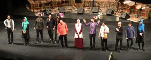 اجرای گروه «سایهسار» در تالار رودکی