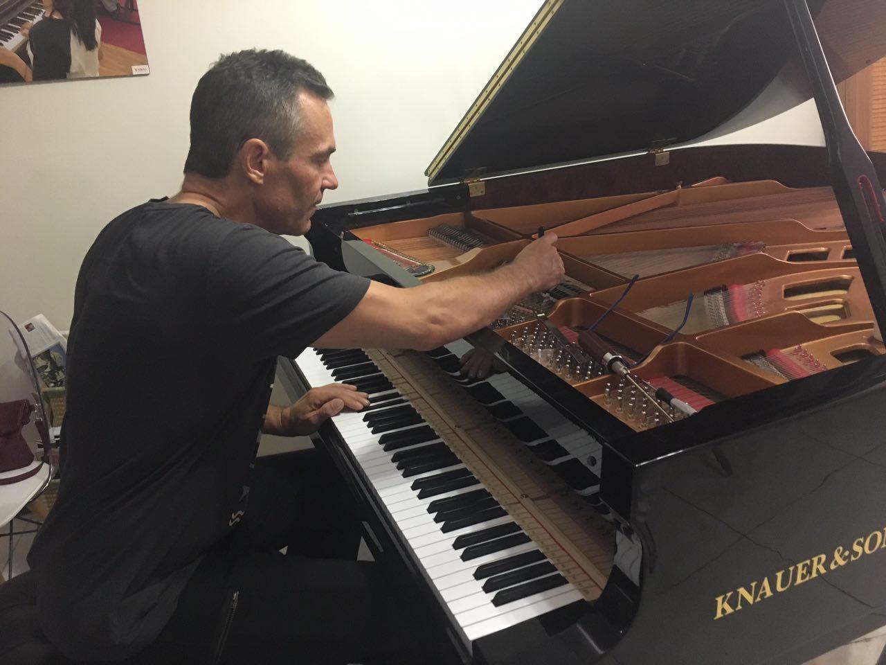 برگزاری نخستین سمینار روشهای کوک و رگلاژ پیانو