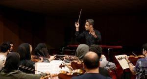 ارکستر ملی «نی نوا» را اجرا میکند
