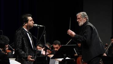ارکستر ملی به یاد شهدای حادثه غمبار نفتکش سانچی اجرا کرد
