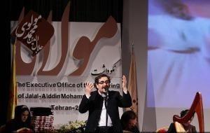 شوالیهی آواز ایران بارِ دیگر از مولانا میخواند