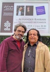 حمایت یک موسیقیدان بزرگ از «علی رهبری»