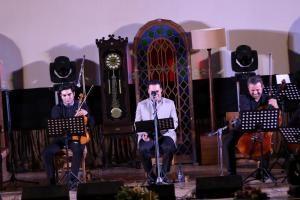 وحید تاج با قطعات جدید در اصفهان