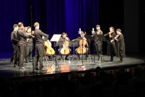 دو شب کنسرت آنسامبل اینترنوا برگزار شد