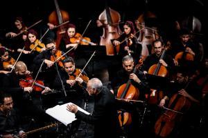 سمفونی پیروزی به آهنگسازی مجید انتظامی و رهبری نادر مرتضی پور